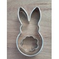 Cortante conejo 2 piezas Mediano 8.5cm