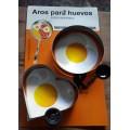 Aro para huevos 2 formas