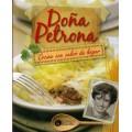 Doña Petrona Cocina con Calor de Hogar Chico, tapa blanda