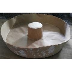 Molde para Rosca Pascua/Reyes 26 cm