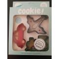 Set de Cortantes Cookies Viaje (COA2300)