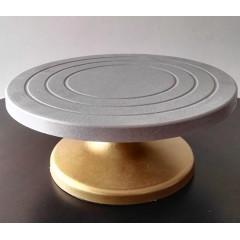 Plato giratorio Metal 30 cm
