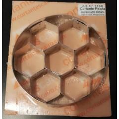 Cortante pelota con marcador, mediano Diametro 9 cm