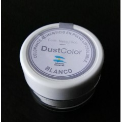 Colorante en polvo Liposoluble Color Blanco