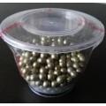 Perlas doradas x 50 grs