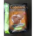 Chocolate cobertura Codeland Leche con Stevia x 1 kg