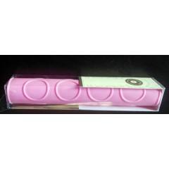 Plancha de silicona para macarons
