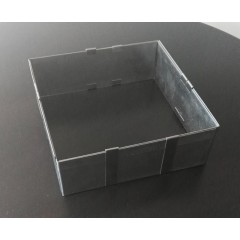 Aro cuadrado extensible 20 cm