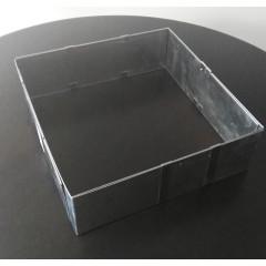 Aro cuadrado extensible 25 cm