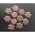 Flores de chocolate x 100 grs
