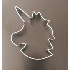 Cortante unicornio perfil
