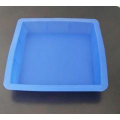 Molde cuadrado silicona