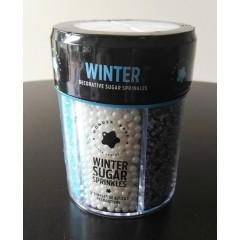 Set de sprinkles Winter, 6 diseños