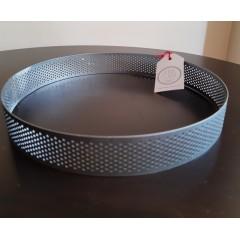 Cintura Redonda Perforada 24x3.5