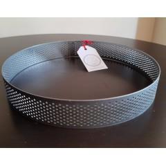 Cintura redonda perforada 20x3.5