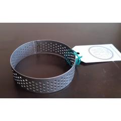 Cintura perforada redonda 7x2