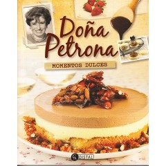 Doña Petrona Momentos Dulces chico tapa blanda