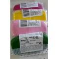 Pasta para flores de colores Decor x 200 grs