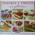 Postres y Tortas con galletitas Emi Pechar