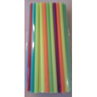 Palitos chupetìn de color cortos 10 cm