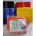 Pasta americana de color Decor  x 500 grs