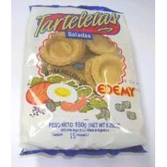Tarteletas Saladas x 36