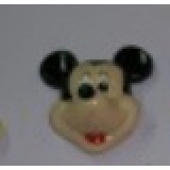 Molde Carita de Mickey en silicona