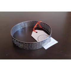 Cintura redonda perforada 12x2