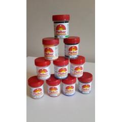 Colorantes en pasta marca Fleibor